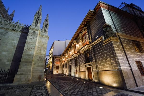 Calles Granada