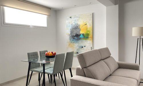 Comedor apartamentos HNN Granada